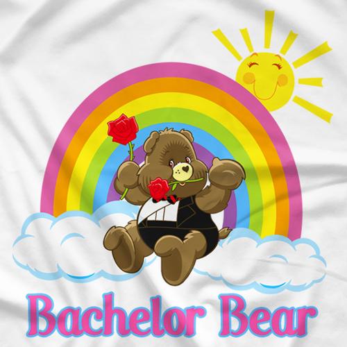 Bachelor Bear White