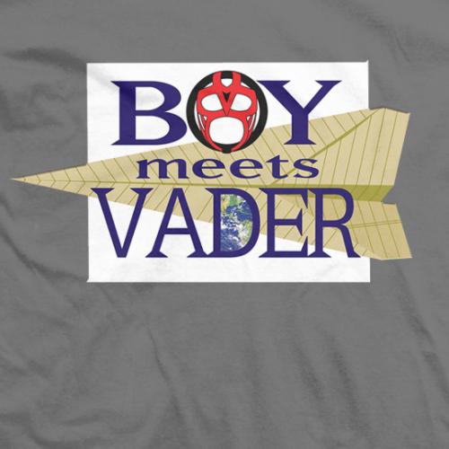 Boy Meets Vader