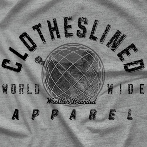 - Clotheslined Apparel - Vintage Blend Soft T-shirt Worldwide