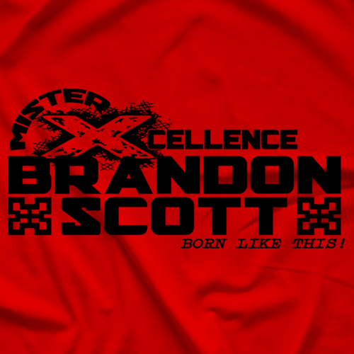 Brandon Scott Born Like This T-shirt