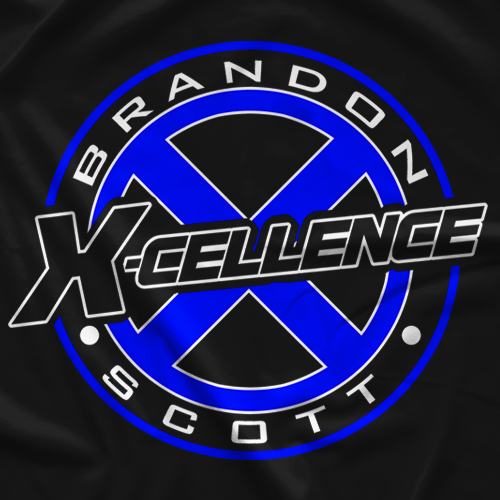 Brandon Scott Xcellence T-shirt