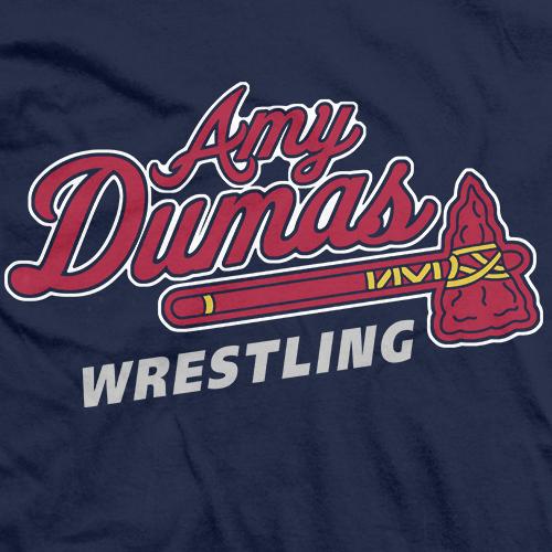 Amy Dumas Brave T-shirt