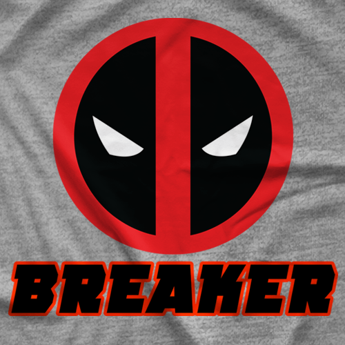 Brian Breaker Breaker Pool T-shirt