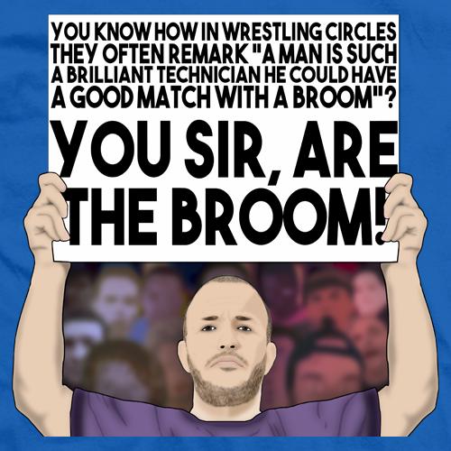 Brendon Burns/Broom