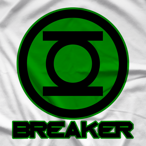 Brian Breaker Breaker Lantern T-shirt