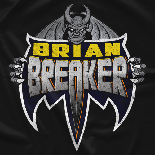 Brian BreakerHavoc T-shirt