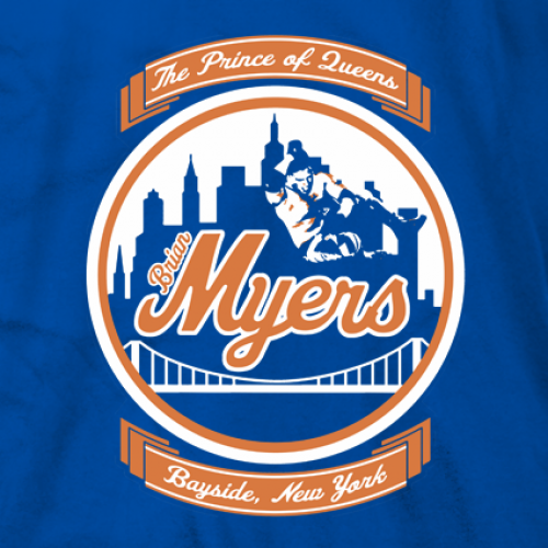 Brian Myers T-shirt