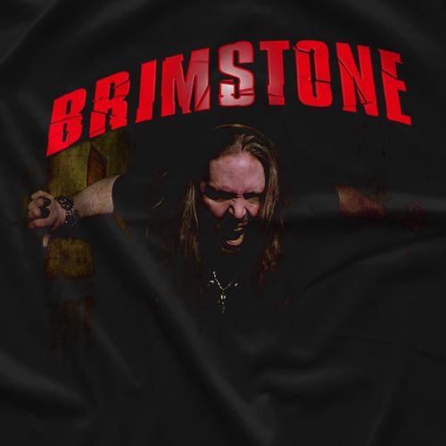 Brimstone Evil Shouldn't T-shirt