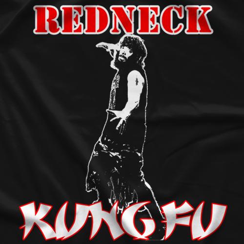 Redneck Kung Fu T-shirt