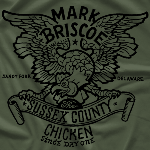 Sussex County T-shirt