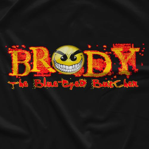Blue-Eyed Butcher T-shirt