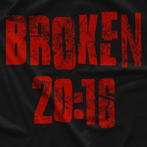 Broken 20:16