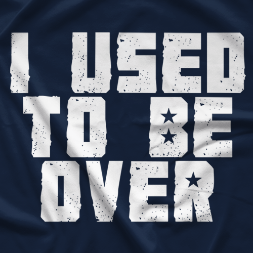 I Used To Be Over