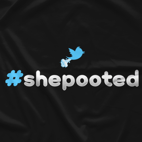 #shepooted
