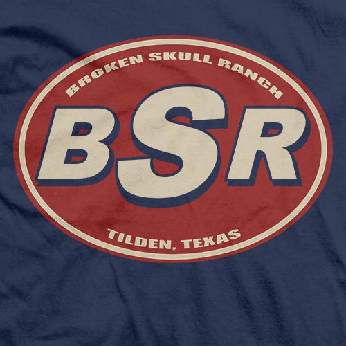 Steve Austin BSR Red T-shirt