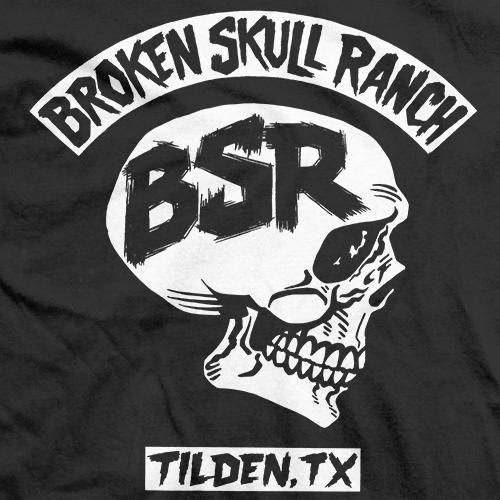 Steve Austin BSR Rocker T-shirt