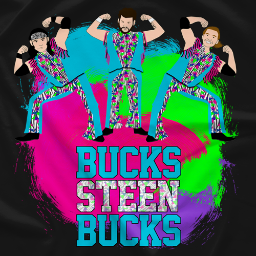 Young Bucks Bucks Steen Bucks T-shirt