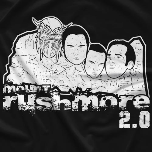 Young Bucks Rushmore 2.0 T-shirt