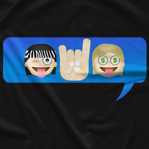 Young Bucks Emoji T-shirt
