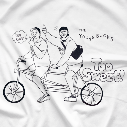 Young Bucks Tandem T-shirt