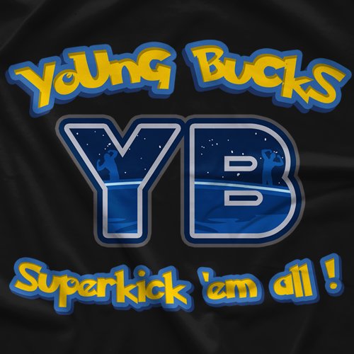 Superkick 'em All!