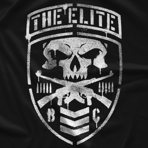 The Young Bucks, Kenny Omega Elite Shield T-shirt