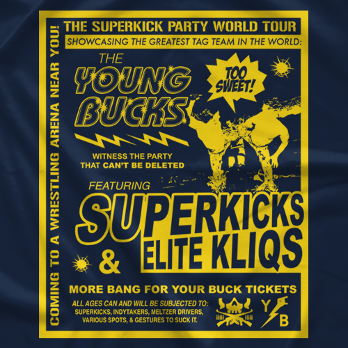 Young Bucks Flyer