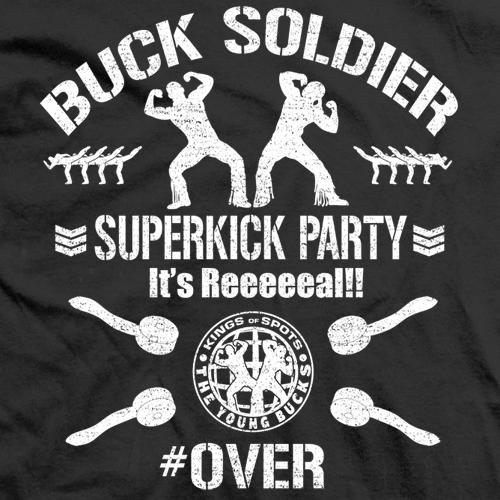 Young Bucks Buck Soldier T-shirt