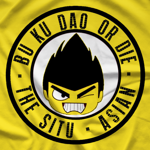 Bu Ku Dao The Situ_Asian T-shirt