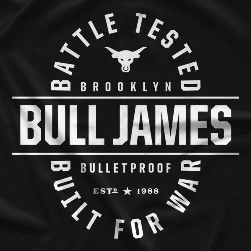 Bull James Battle Tested T-shirt