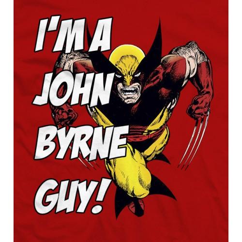 I'm a John Byrne Guy! T-shirt