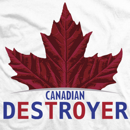 Canadian Destroyer