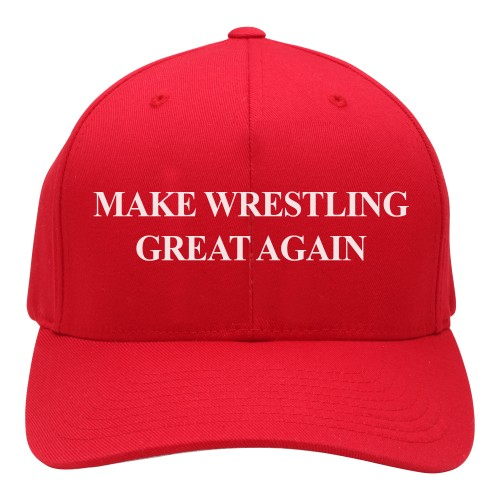 Make Wrestling Great Again Hat