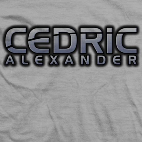 Cedric Alexander Mass Effect T-shirt