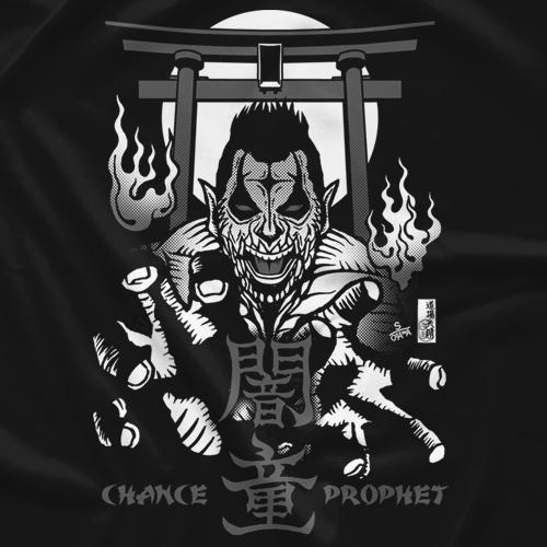 Chance Temple Ghost by Sei Ozawa