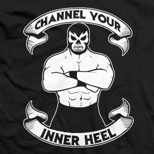Channel Your Inner Heel