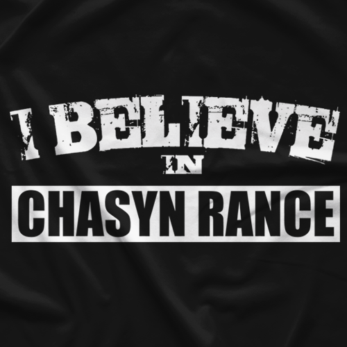 Chasyn Rance I Believe T-shirt