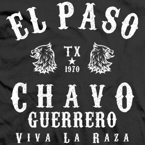 Chavo Guerrero El Paso T-shirt