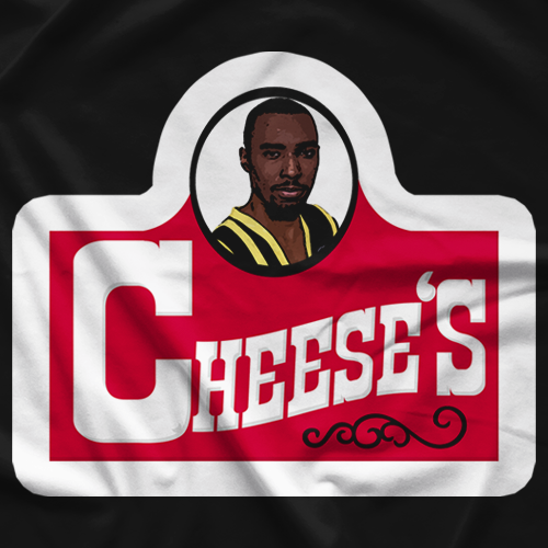 Cheeseburger Cheese's T-shirt