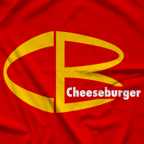 Cheeseburger McCheese T-shirt