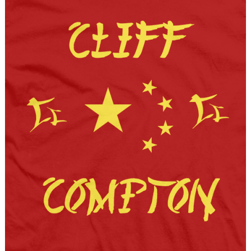 Compton Democracy T-shirt