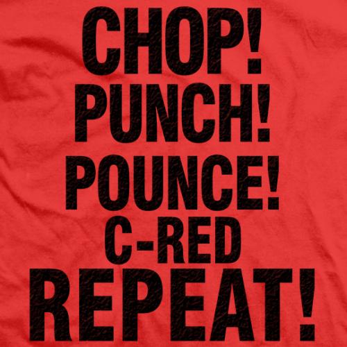 Chop Pounce Punch