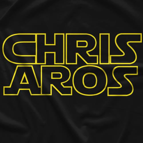 Chris Aros Aros Wars T-shirt