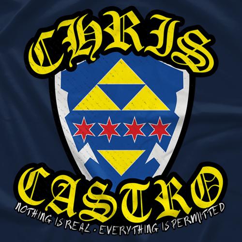 Chirule (Blue Shield)