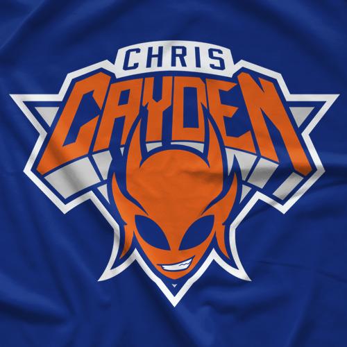 Chris Cayden NYCayden T-shirt