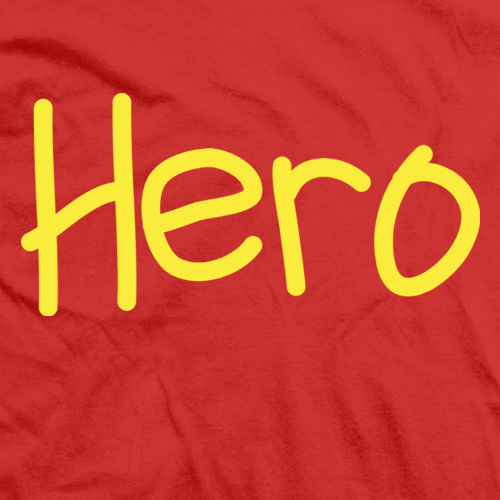 Chris Hero Hero (WTP Style) T-shirt