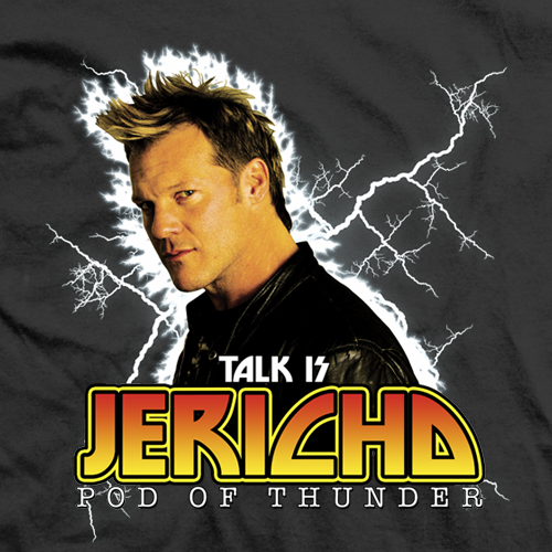 Chris Jericho Pod of Thunder T-shirt