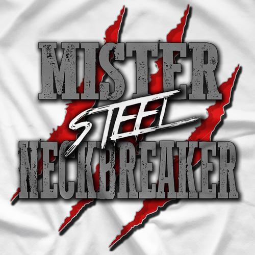 Mr. Neckbreaker T-shirt
