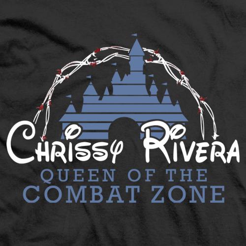 Queen of the Combat Zone