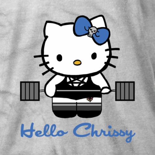 Hello Chrissy